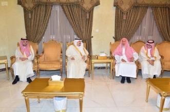 أمير منطقة الرياض يزور العلماء وأصحاب الفضيلة1