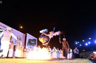 احتفالات عسير بعيد الفطر تستقطب آلاف الزوار - المواطن