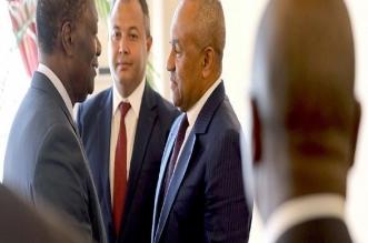 الكاف يُعلق على اتهامات الفساد لرئيسه - المواطن
