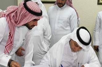 صور.. أحمد الصائغ يُقدم أوراق ترشحه لرئاسة الأهلي - المواطن