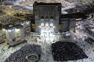 رئاسة الحرمين تعلن نجاح خطتها في ليلة 27 رمضان - المواطن