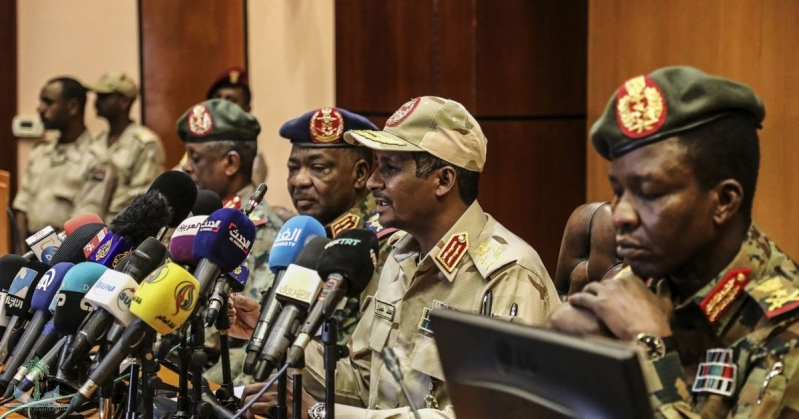 إحباط محاولة انقلاب في السودان قادها ضباط متشددون