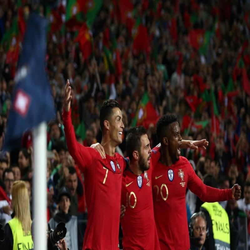 إنجاز منتخب فرنسا يُداعب البرتغال