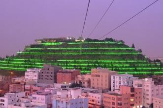مواقع سياحية .. الجبل الأخضر أبرز معالم أبها - المواطن