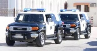 شرطة الرياض تطيح بـ ملثم تباهى بحيازته أسلحة نارية