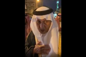 فيديو.. الفيصل لأبناء عبدالله الثقفي: أنا بمكان أبوكم لا توفروني في شيء - المواطن