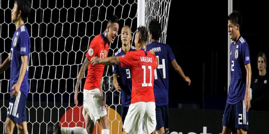 مباراة اليابان وتشيلي تُحطم آمال الساموراي الأولمبية