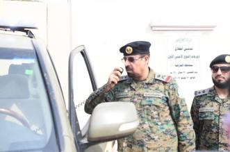 انطلاق دوريات الأفواج الأمنية في محافظة العارضة 3