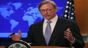براين هوك: العقوبات عرقلت تمويل آلة الحرب الإيرانية بالمنطقة - المواطن