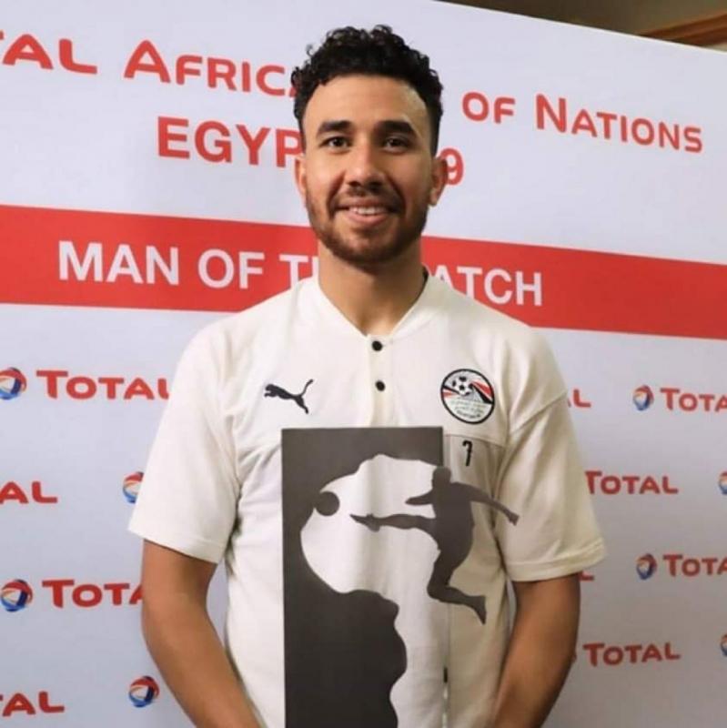 تريزيجيه .. يُبدع ويخطف الأنظار في كأس الأمم الإفريقية - المواطن