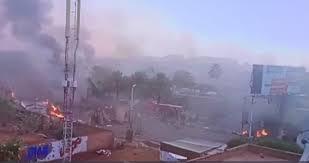 ارتفاع ضحايا فض اعتصام السودان لـ 12 قتيلاً.. والمجلس العسكري: الميدان مفتوح - المواطن