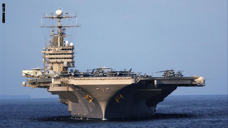 قطع عسكرية أمريكية تتحرك.. والبيت الأبيض: قرار الرد على إيران خلال ساعات