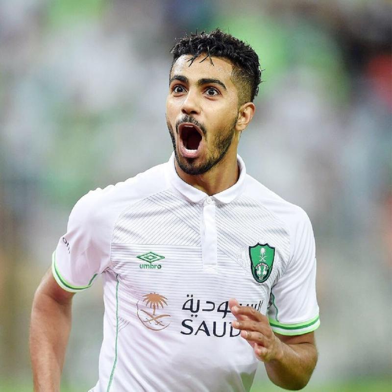 حسين المقهوي لاعب الأهلي