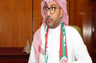 رئيس الاتفاق خالد الدبل