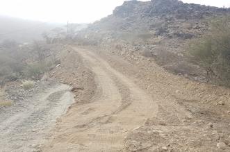 """المالكي ردًا على """"المواطن"""": المقاول تسلم طريق غليلة منذ 10 سنوات ونسبة الإنجاز 32 % - المواطن"""