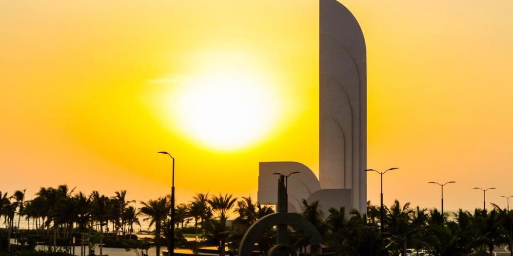 6 مدن تسجل أعلى حرارة اليوم والدمام 48.5 درجة