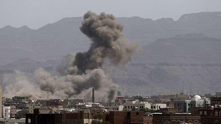 التحالف يدك تحصينات ومخازن الحوثيين ويقطع خطوط الإمدادات عنهم