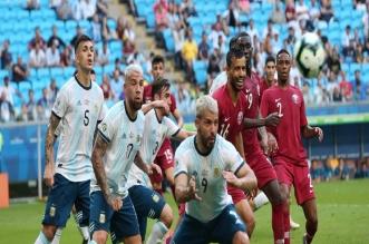 قطر ضد الأرجنتين .. التانغو يفوز بثنائية ويخطف بطاقة التأهل - المواطن