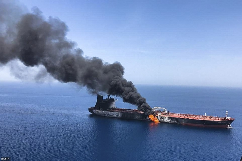 جلسة طارئة لمجلس الأمن بعد الهجوم على ناقلتي النفط في خليج عمان
