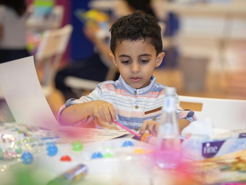 ألعاب نارية وقصائد وعرضة في احتفال أهالي رفحاء بعيد الفطر - المواطن