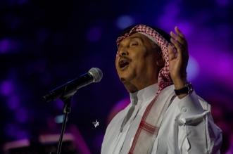محمد عبده وخالد عبدالرحمن في القصيم بليلة من ليالي الطرب - المواطن