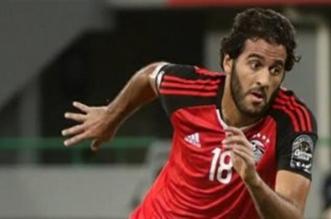 مباراة مصر ضد غينيا