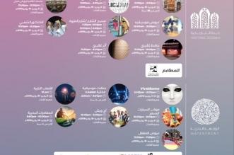 موسم جدة يستأنف فعالياته بعروض عالمية تحاكي الفنون البصرية - المواطن