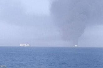 زورق إيراني استهدف طائرة مسيرة أمريكية قبيل هجوم خليج عمان - المواطن
