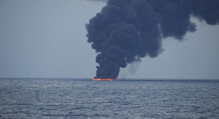 الكويت تعلن حالة الاستعداد القصوى بعد حادث ناقلتي النفط في خليج عمان