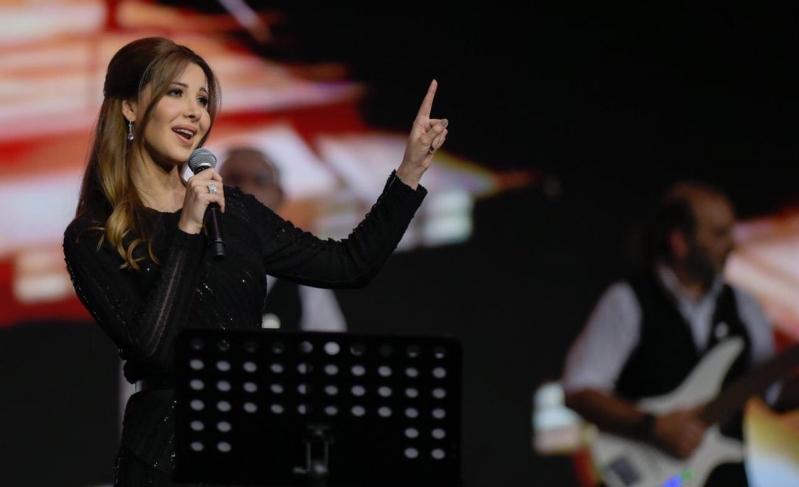 نانسي عجرم عن أزمة كورونا : الشعب العربي سيظل صامداً وجاهزاً
