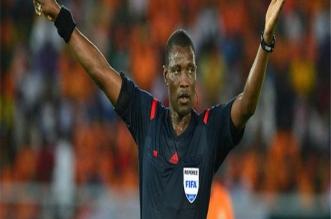 الكاميروني نيانت يُدير مباراة مصر ضد زيمبابوي - المواطن