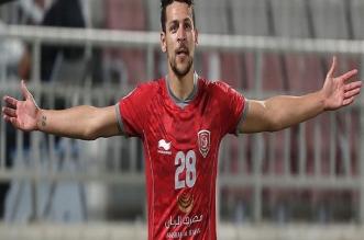 هل يتعاقد نادي الشباب مع يوسف المساكني؟ - المواطن