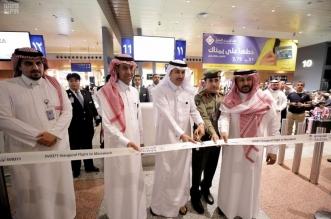 صور.. الخطوط السعودية تُسير رحلاتها المنتظمة إلى مراكش - المواطن