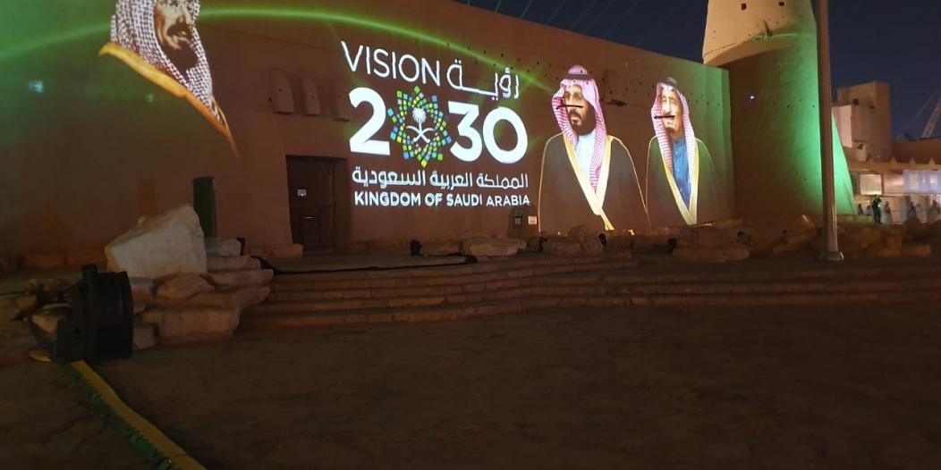 شاهد بالصور.. متحف المصمك يستقبل أكثر من 7 آلاف زائر خلال إجازة العيد