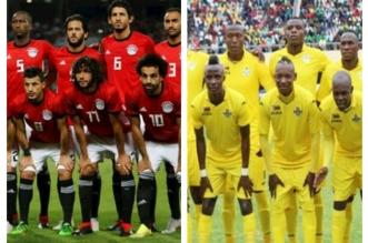 موعد مباراة مصر وزيمبابوي - المواطن