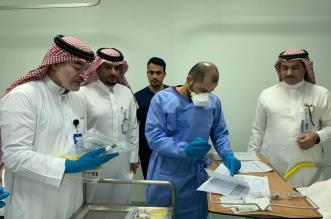 علاج الأورام عن طريق الحقن الوريدي بمستشفى حفر الباطن المركزي - المواطن