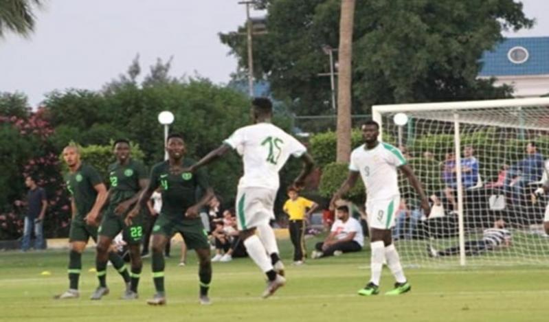 السنغال ضد نيجيريا