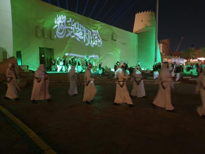 شاهد بالصور.. متحف المصمك يستقبل أكثر من 7 آلاف زائر خلال إجازة العيد - المواطن