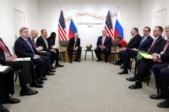 تفاصيل لقاء الـ 90 دقيقة بين بوتين وترامب في قمة العشرين - المواطن