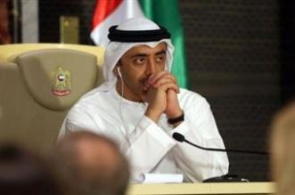 عبدالله بن زايد: الأنظمة الفاشية تريد تدمير منطقتنا - المواطن