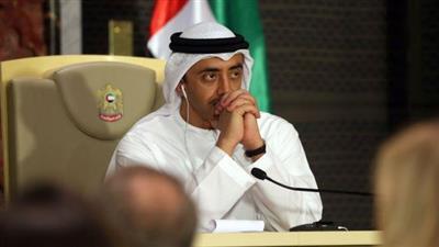 عبدالله بن زايد: الأنظمة الفاشية تريد تدمير منطقتنا
