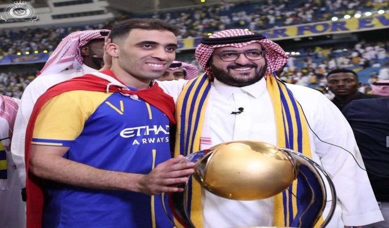 تغريدة مثيرة وضعت النصر في أجمل فتراته مع سعود السويلم - المواطن