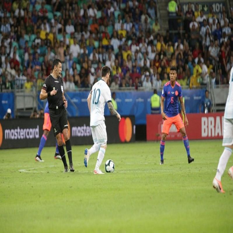 Argentina vs Colombia .. التانجو يخذل جماهيره في كوبا أمريكا