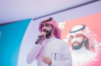 بالصور .. المنشد معاذ الجماز يصدح بمهرجان عيد رفحاء بشيلاته الوطنية والانشادية - المواطن
