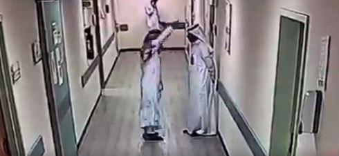 فيديو.. 4 كلمات ردّ بهن مدير مستشفى على شكوى مواطن والربيعة يعلق