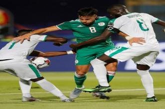 مباراة الجزائر ضد السنغال