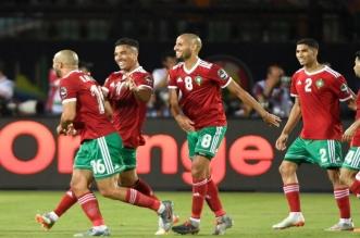 المغرب ضد ساحل العاج