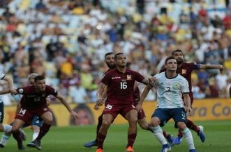 الأرجنتين ضد فنزويلا