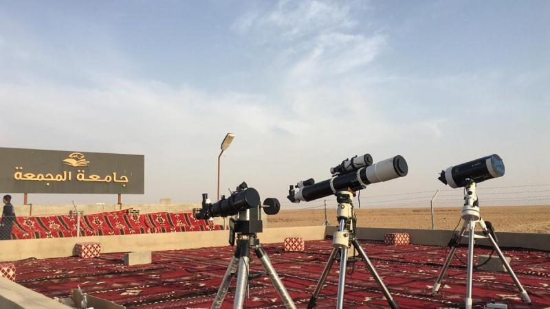 مرصد حوطة سدير يوضح ظروف رؤية هلال شوال - المواطن
