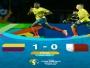 كولومبيا ضد قطر